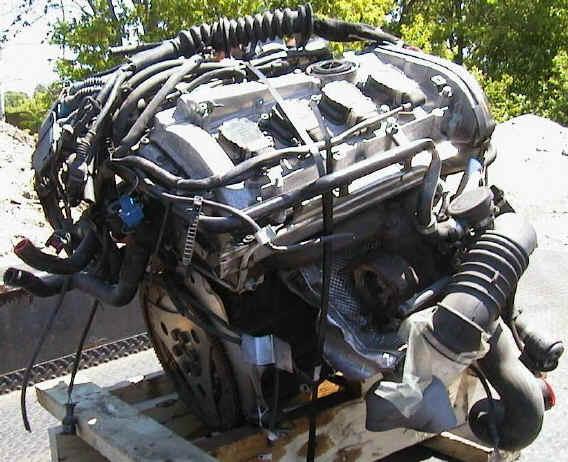 Audi Vw 1 8l Turbo Motor
